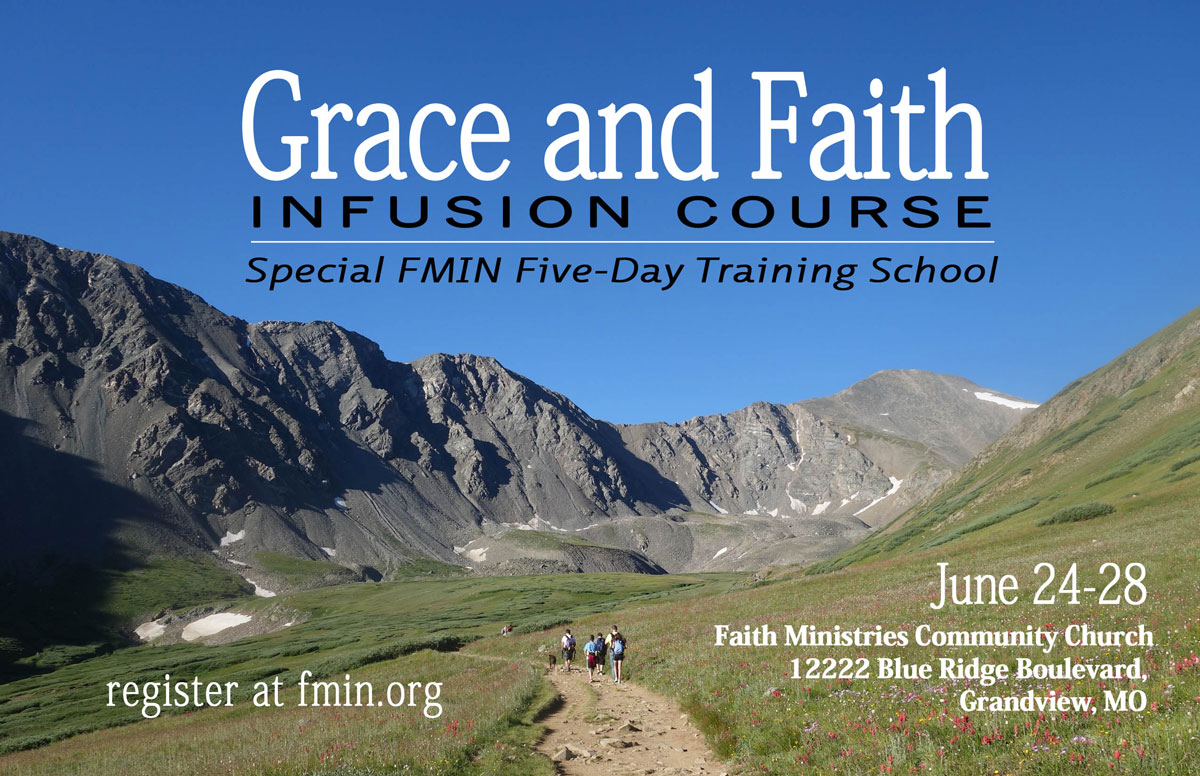 2016 Grace and Faith Infusion Course