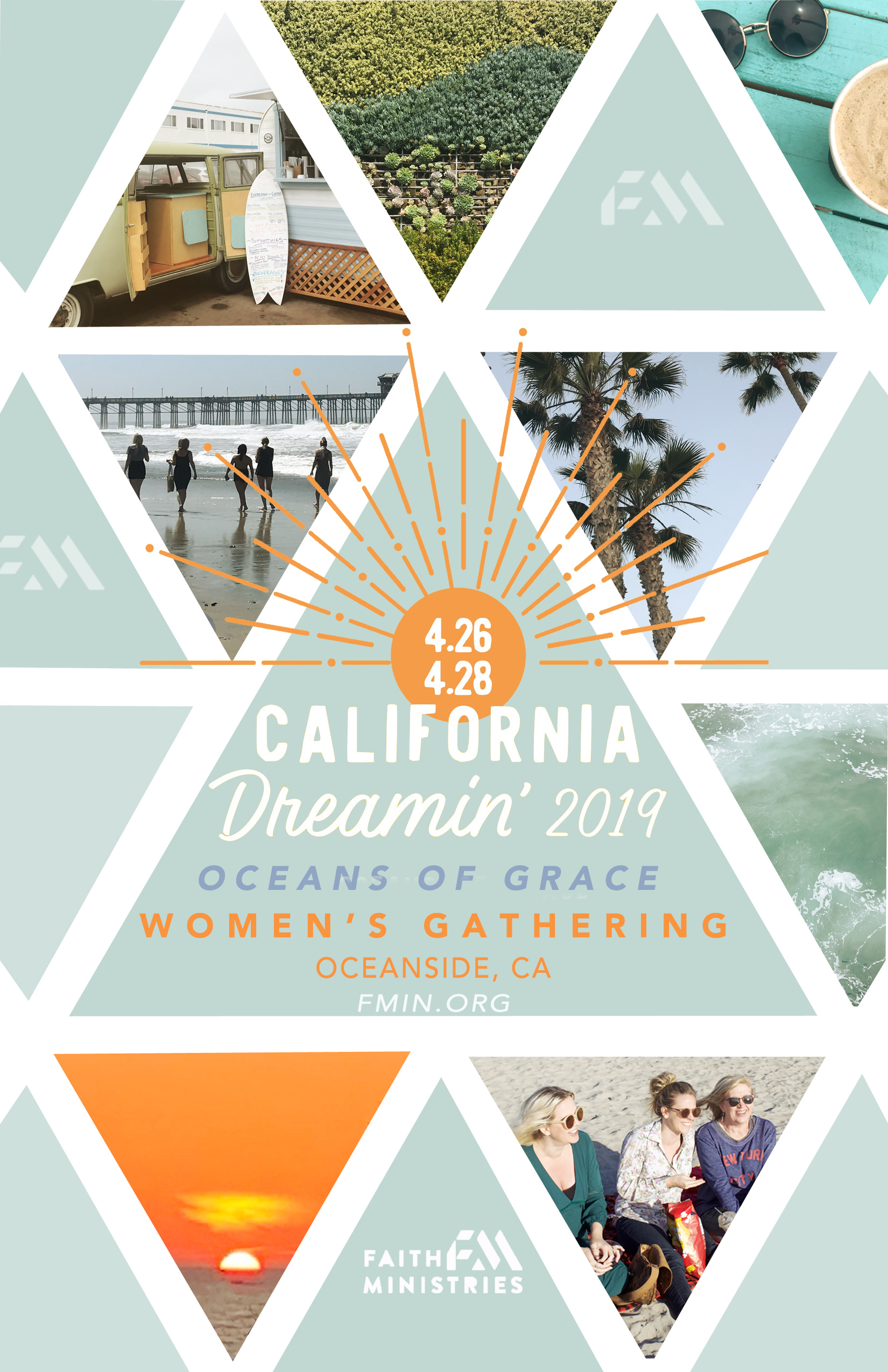 2019 California Dreaming - Women's Gathering